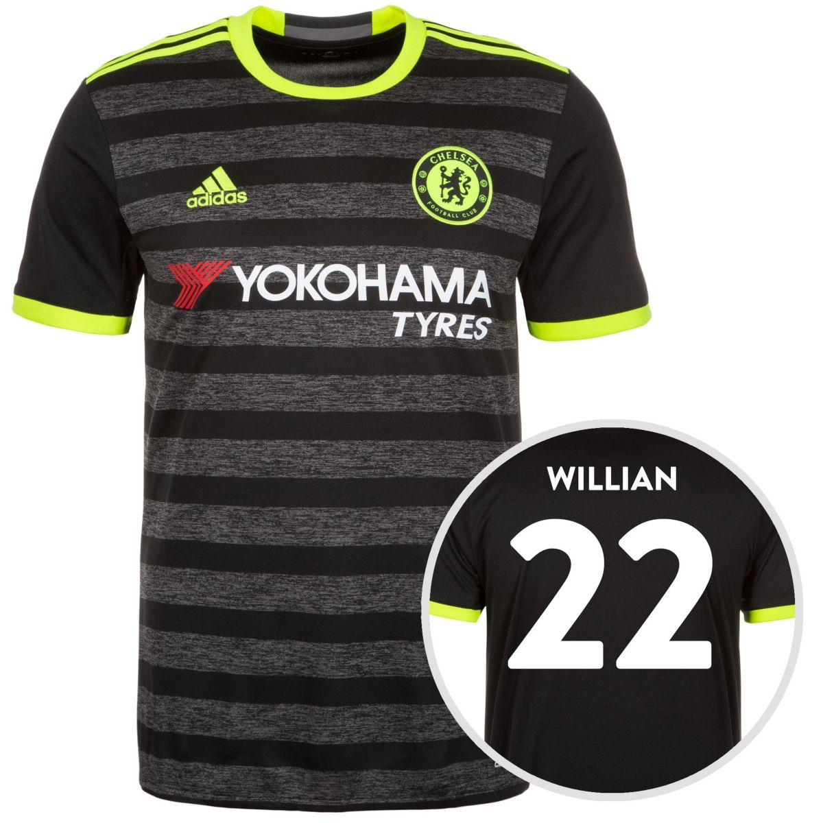 adidas Performance FC Chelsea Trikot Away Willi...