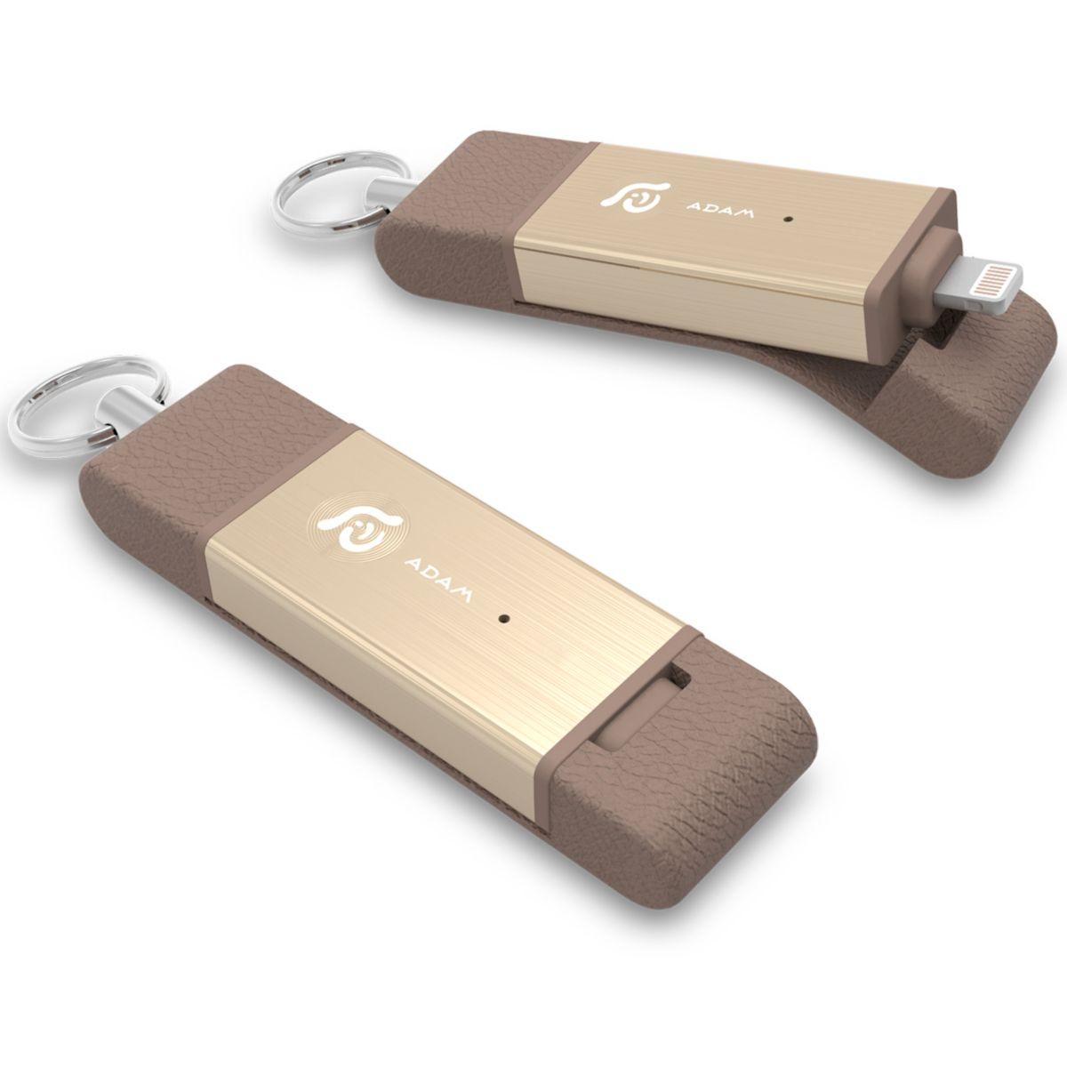Adam Elements USB-Stick »IKLIPS DUO 256GB Gold ...