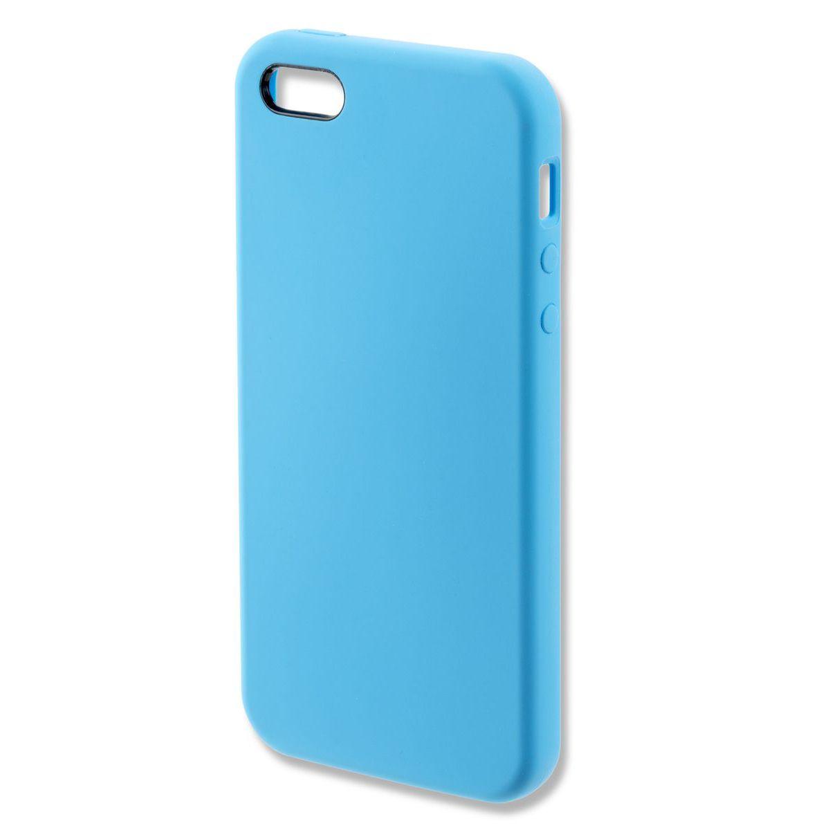 4Smarts Handytasche »CUPERTINO Silicone Case für iPhone 5/5S/SE«