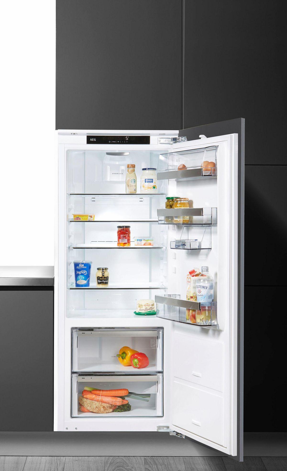 AEG integrierbarer Einbau-Kühlschrank SANTO SKE...