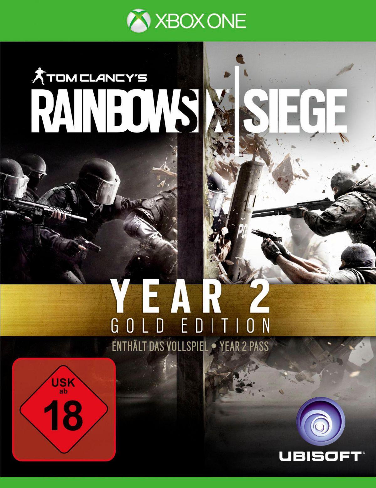 Tom Clancy`s Rainbow Six Siege Year 2 Gold Edit...