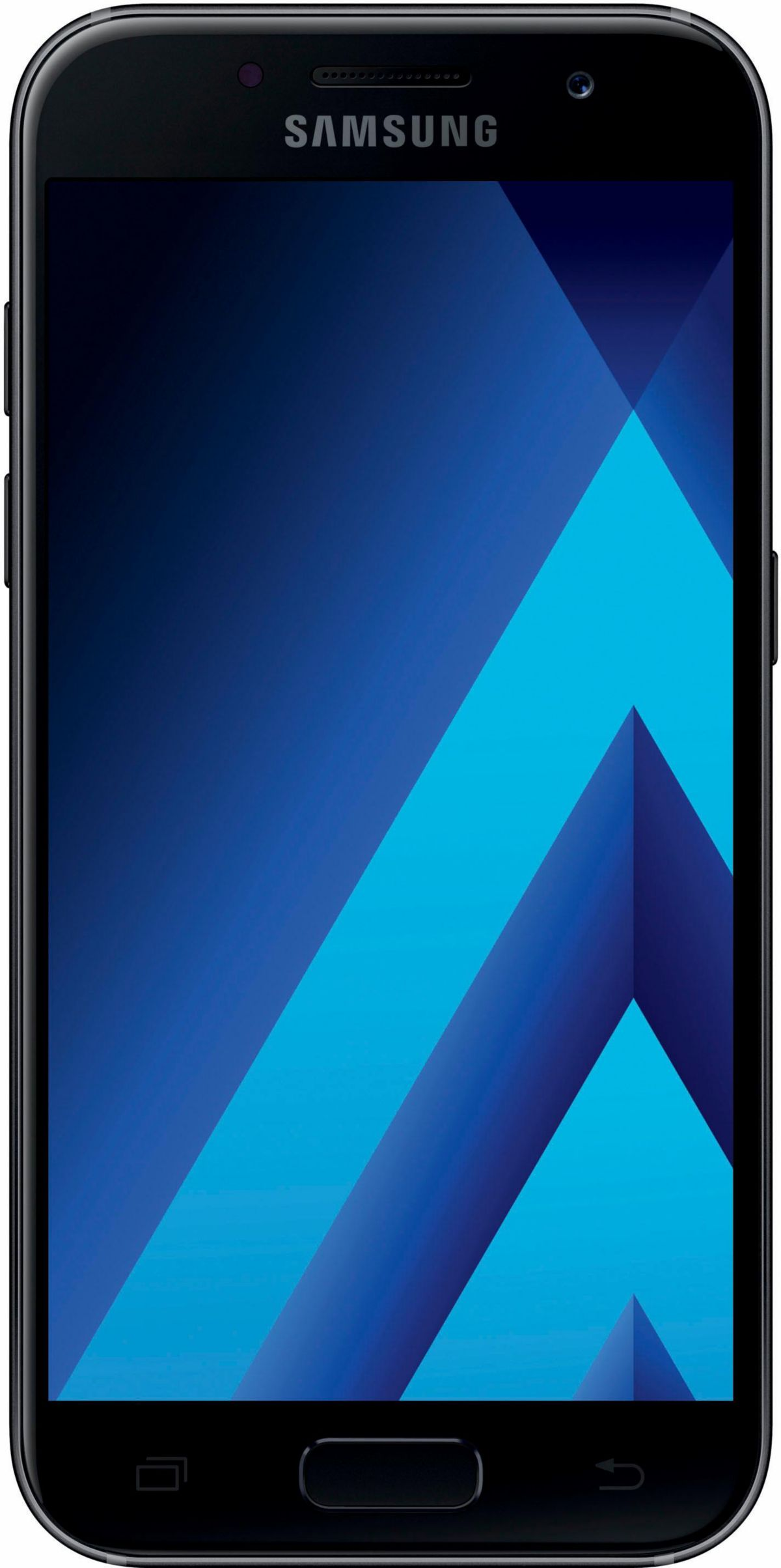 Samsung Galaxy A3 2017 Smartphone 12 cm 4 7 Zoll Display LTE 4G Android 6 0 Marshmallow