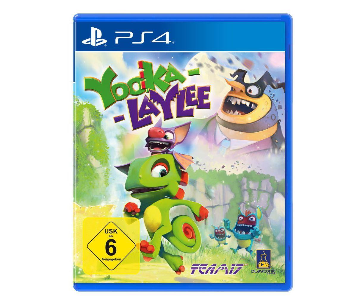 NBG Playstation 4 - Spiel »Yooka-Laylee«