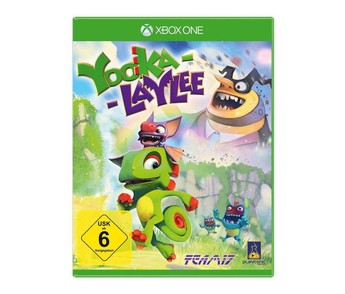 NBG XBOX One - Spiel »Yooka-Laylee«