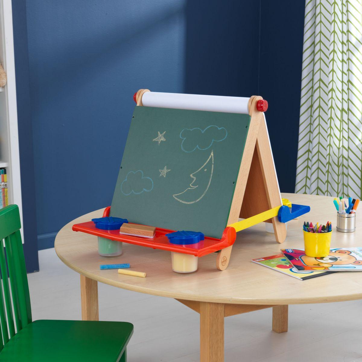 KidKraft® Kindertafel und Tischstaffelei