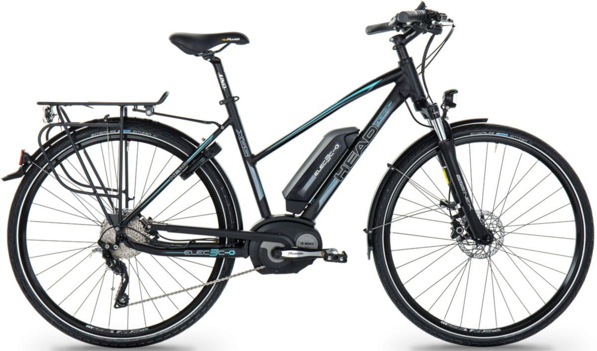 Head Damen Trekking E-Bike, 28 Zoll, 10 Gang Sh...