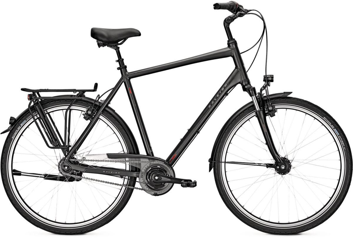 Raleigh Herren Citybike, 28 Zoll, 8 Gang Shiman...