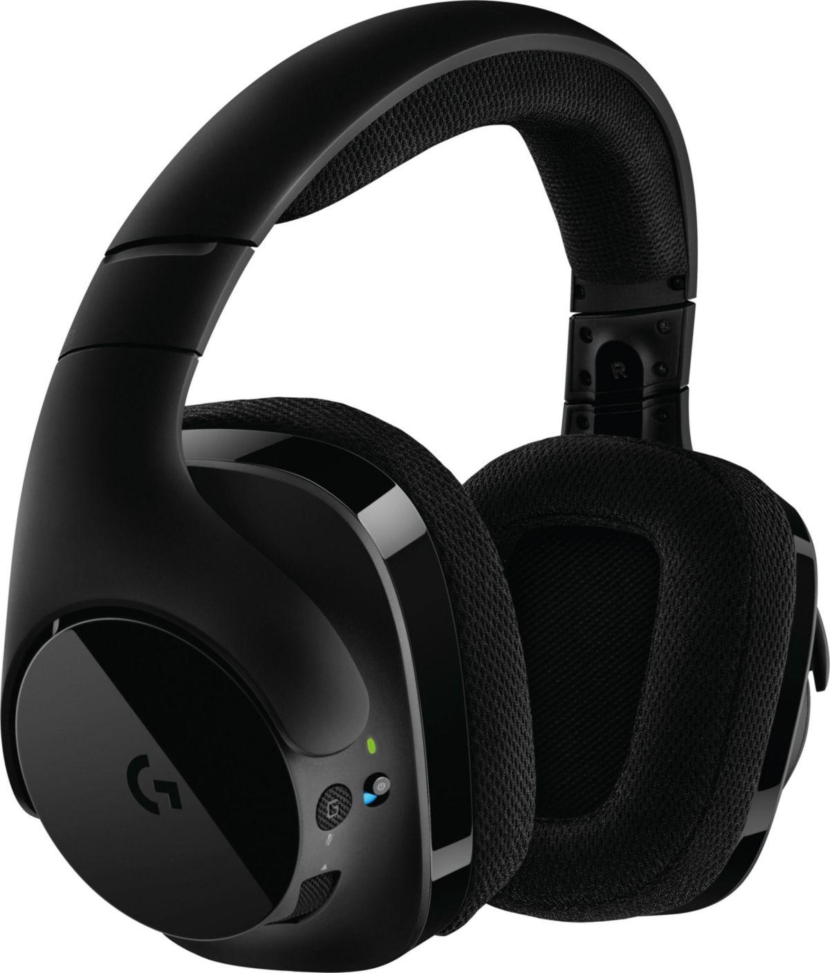Logitech Games G533 Wireless Headset