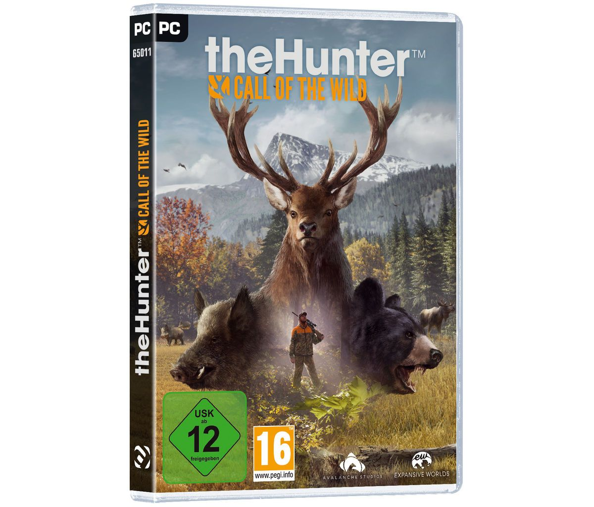 Astragon PC - Spiel »theHunter: Call of the Wild«