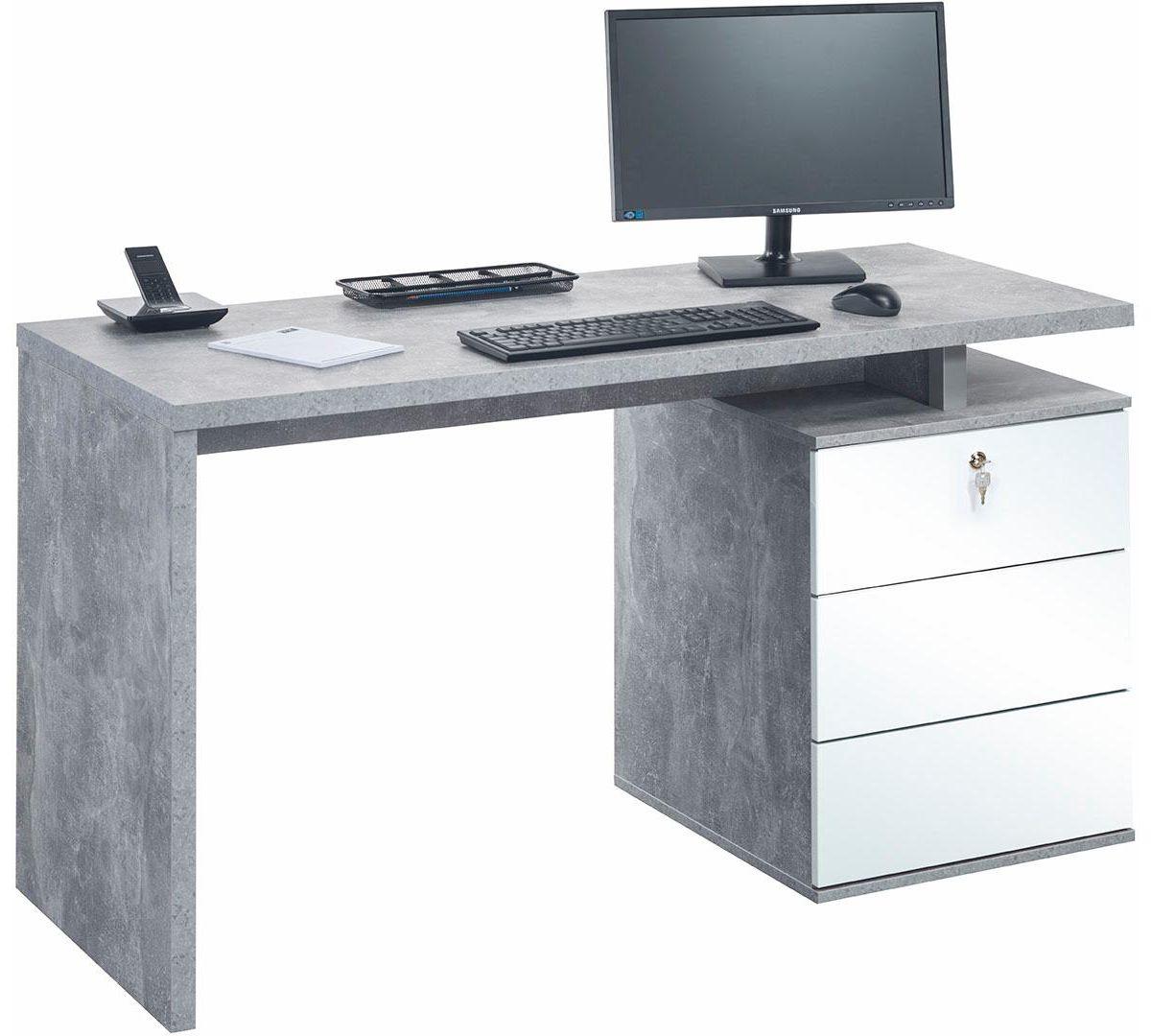 schreibtisch maja m bel ean 4000329884912. Black Bedroom Furniture Sets. Home Design Ideas