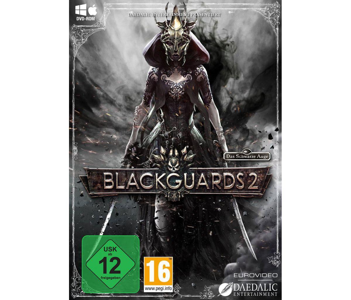 Nordic Games PC - Spiel »Blackguards 2«