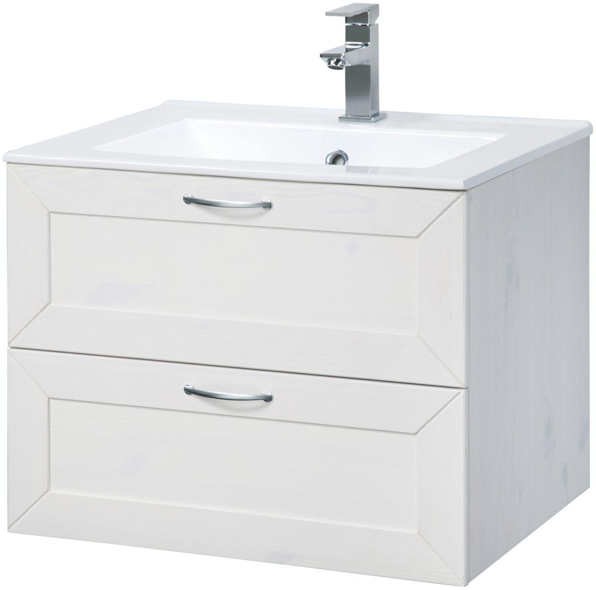 Waschtisch »Modern«, Breite 60 cm, inkl. Kerami...