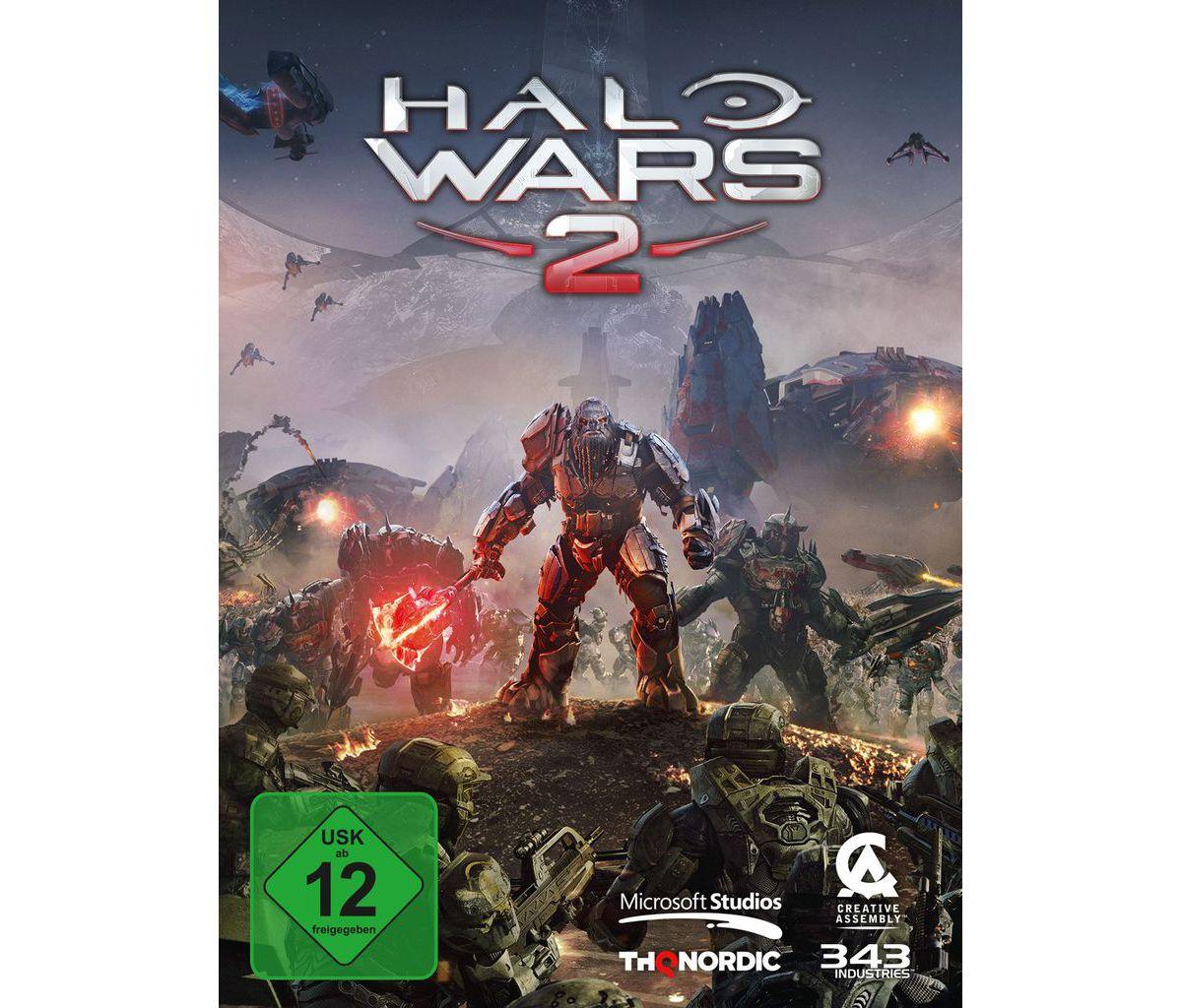 THQ Nordic PC - Spiel »Halo Wars 2 Standard Edi...