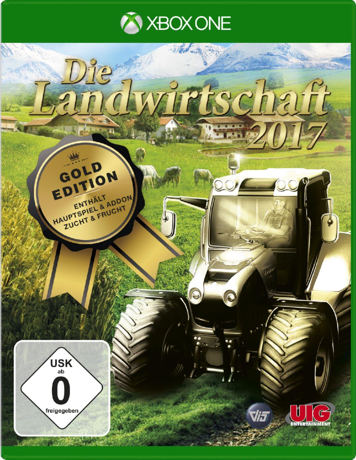 UIG Die Landwirtschaft 2017 Gold Edition »XBox ...