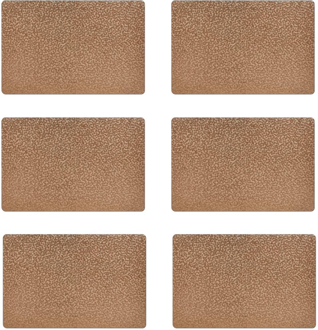 Zeller Present Platzset, 28,5 X 43,5 Cm, »Metallic« (6tlg.)