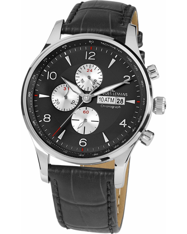 Jacques Lemans Sports Chronograph »London, 1-1844A«
