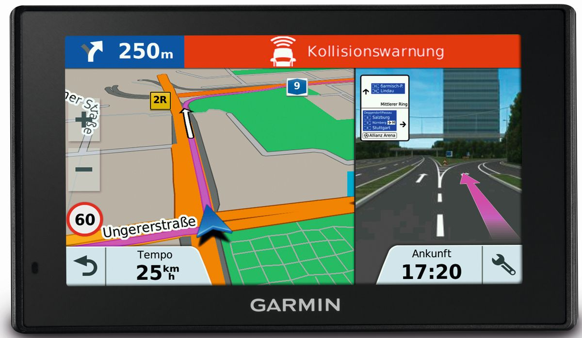 Garmin Navigationsgerät »DRIVE Assist 51 LMT-D EU«