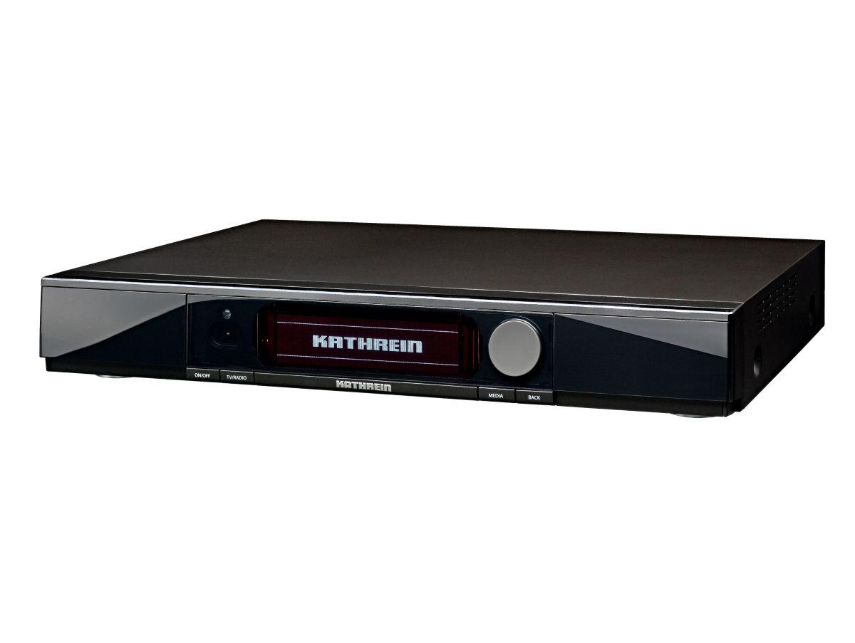 Kathrein UHD Sat-Receiver mit 1000 GB Festplatt...