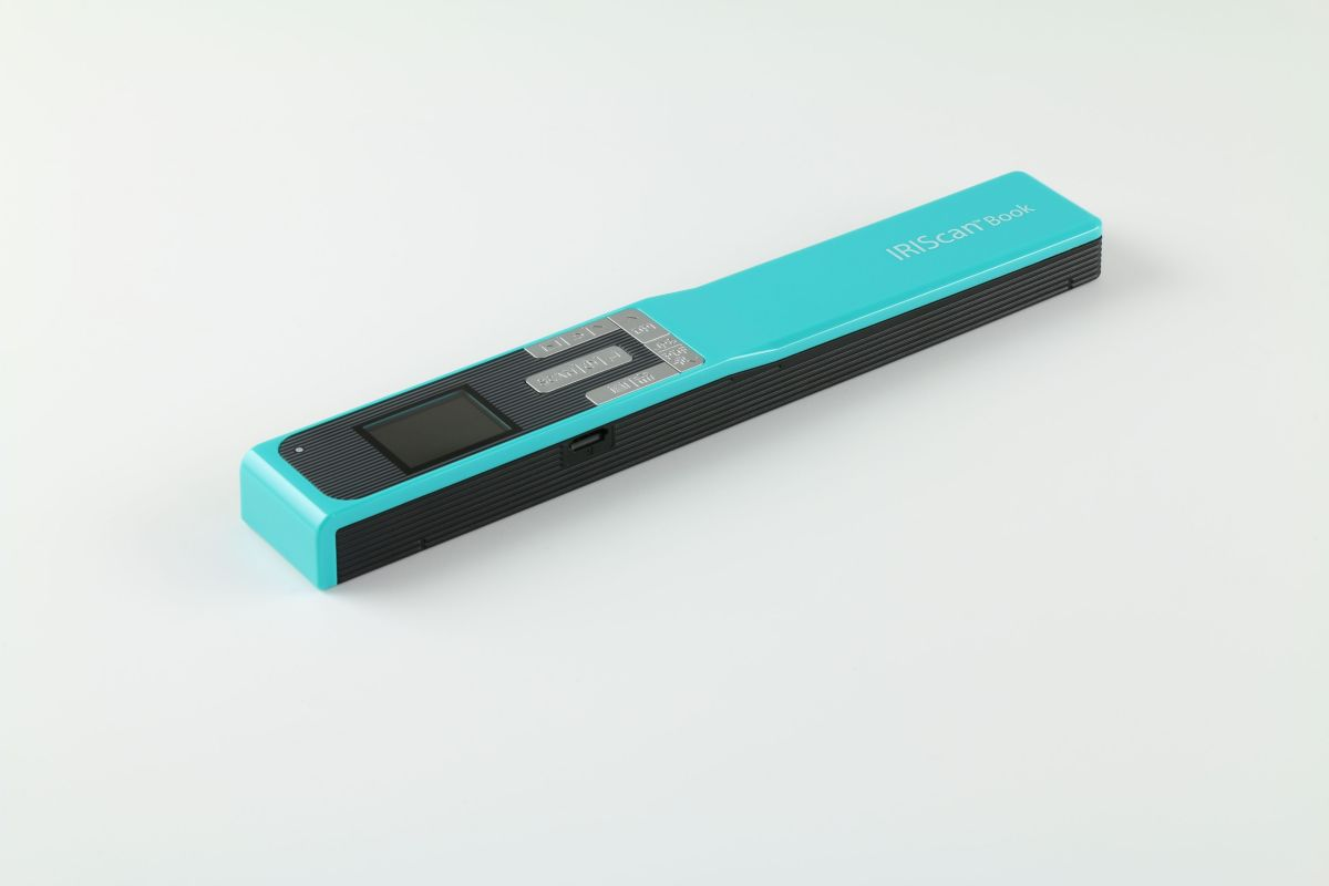 IRIS mobiler Scanner »IRIScan Book 5«