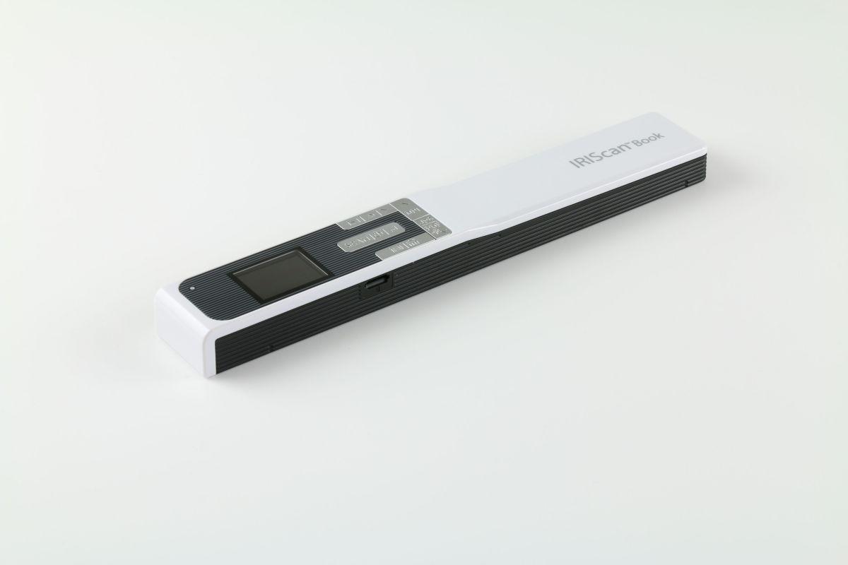 IRIS mobiler Scanner »IRIScan Book 5«