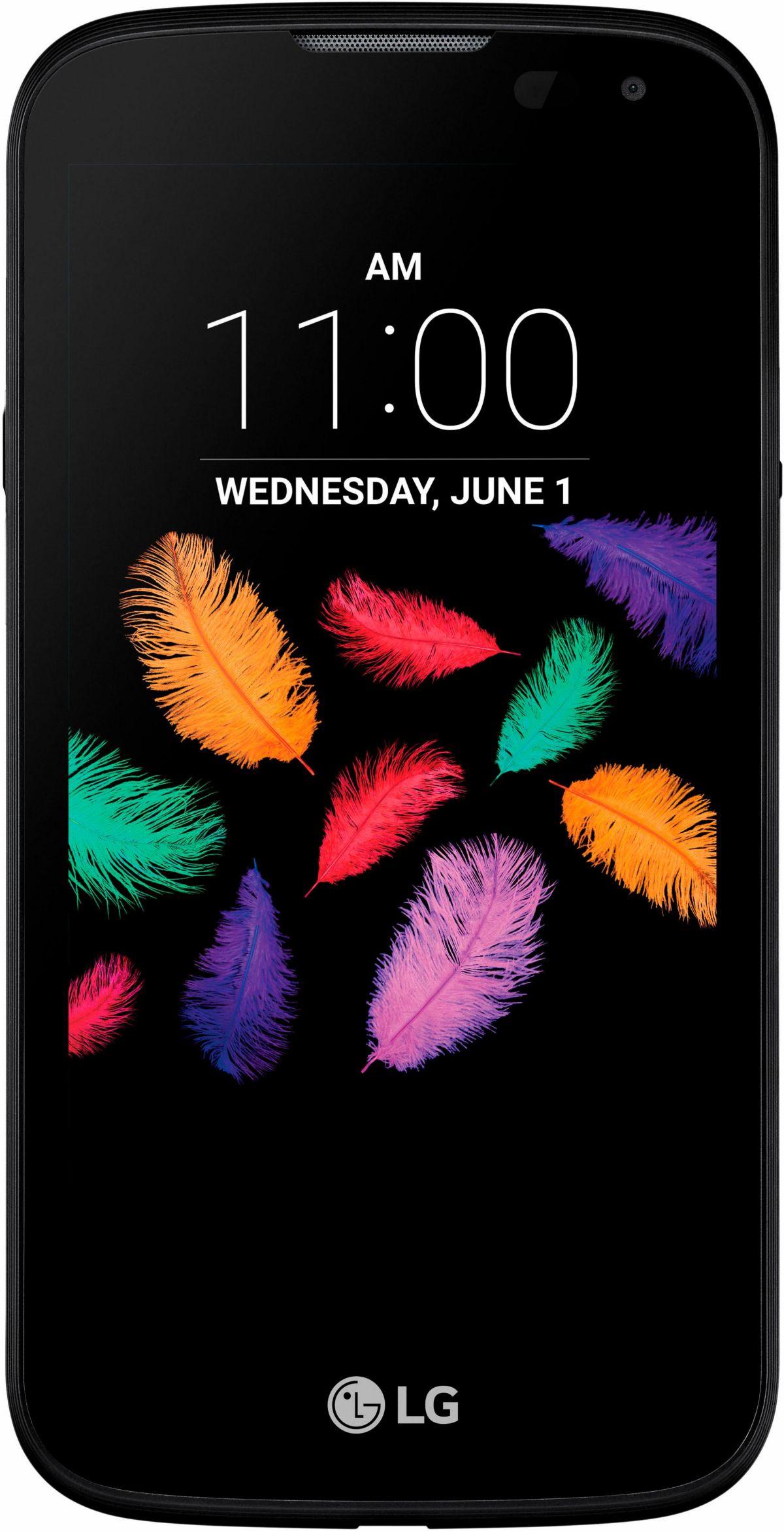LG K3 LTE Smartphone, 11,43 cm (4,5 Zoll) Displ...