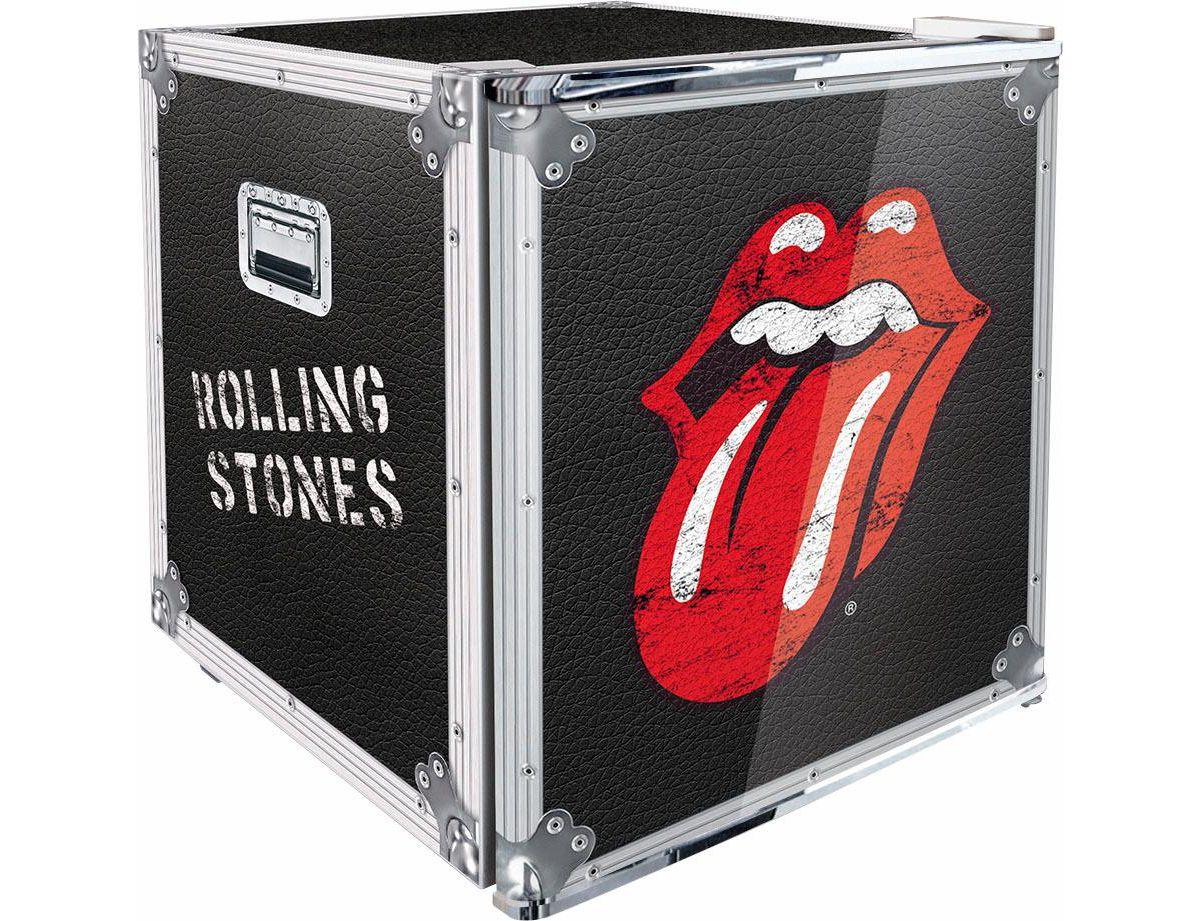 Husky Kühlschrank CoolCube Rolling Stones, A+, 51 cm Preisvergleich