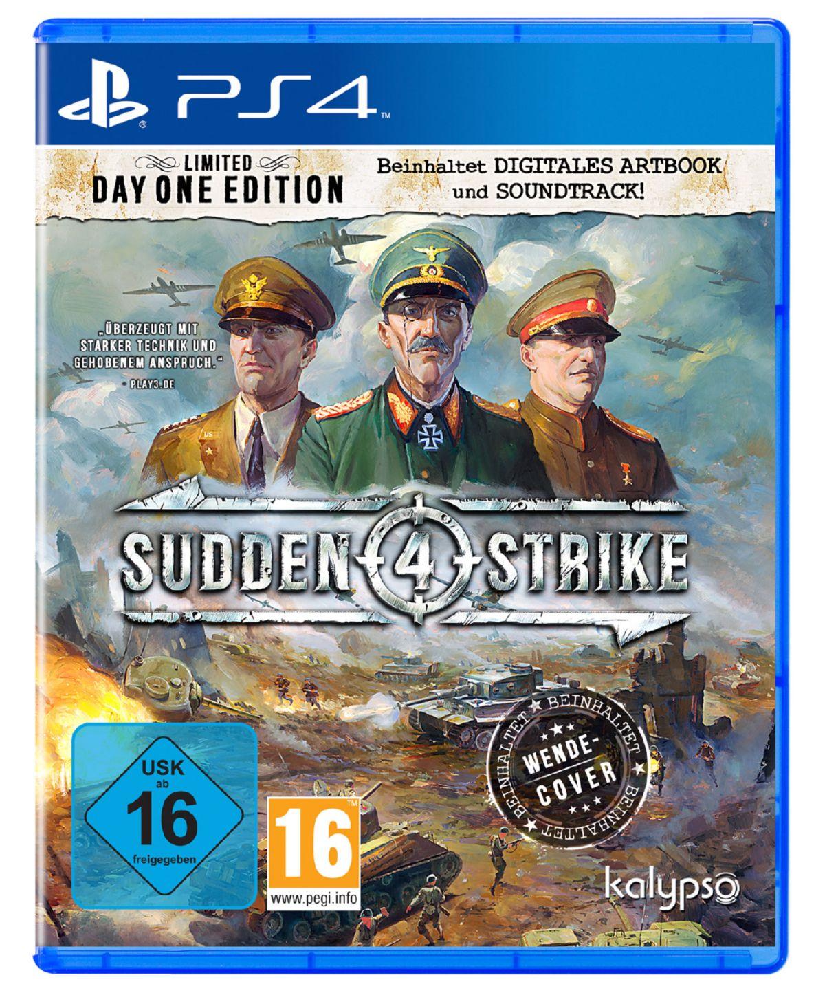 Kalypso Sudden Strike 4 »PS4«