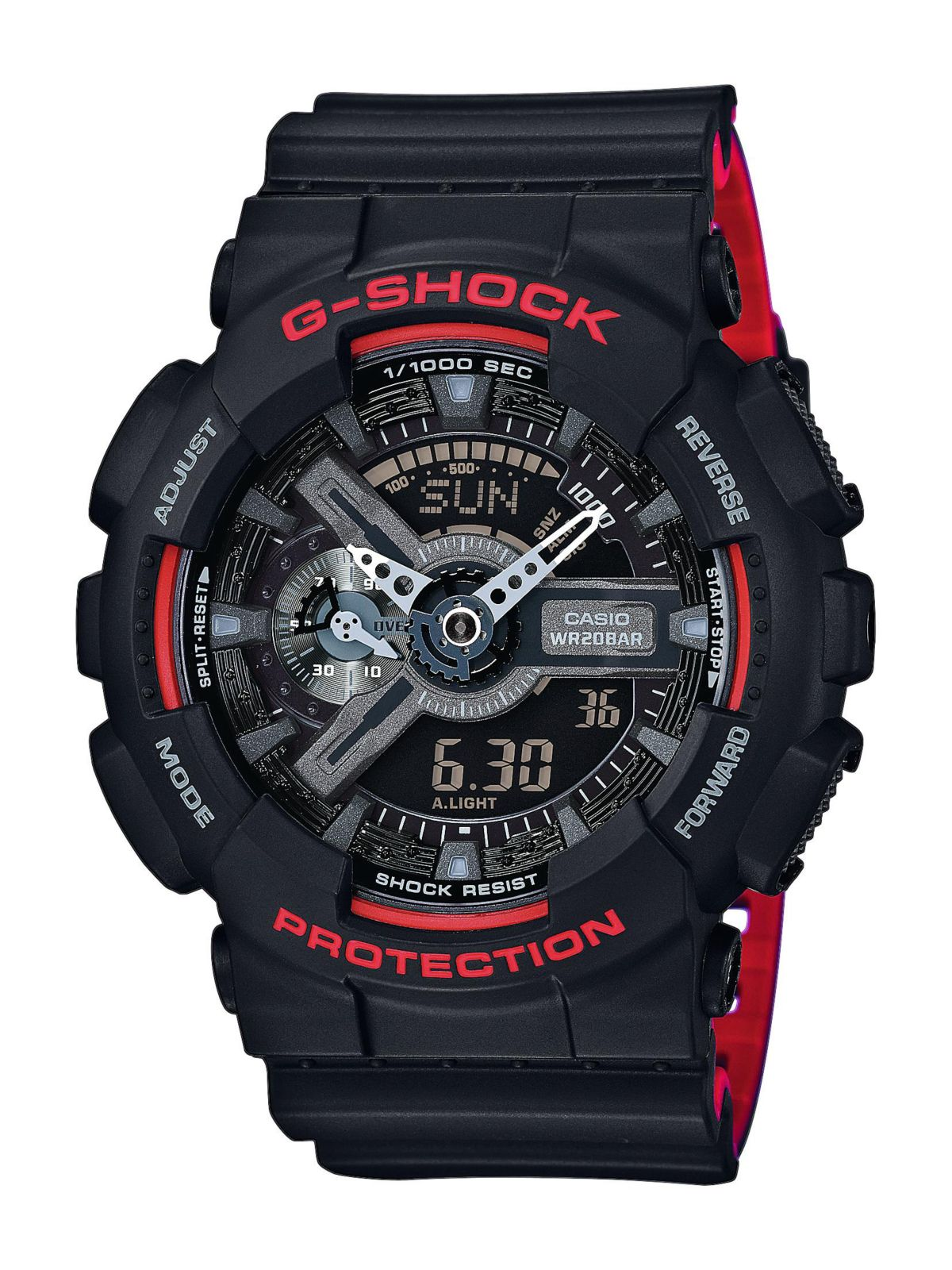 Casio G-Shock Chronograph  GA-110HR-1AER  Preisvergleich