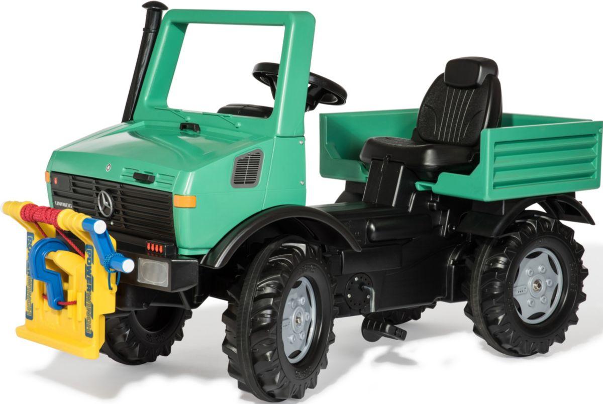 rolly® toys Unimog mit Seilwinde, »rollyUnimog ...