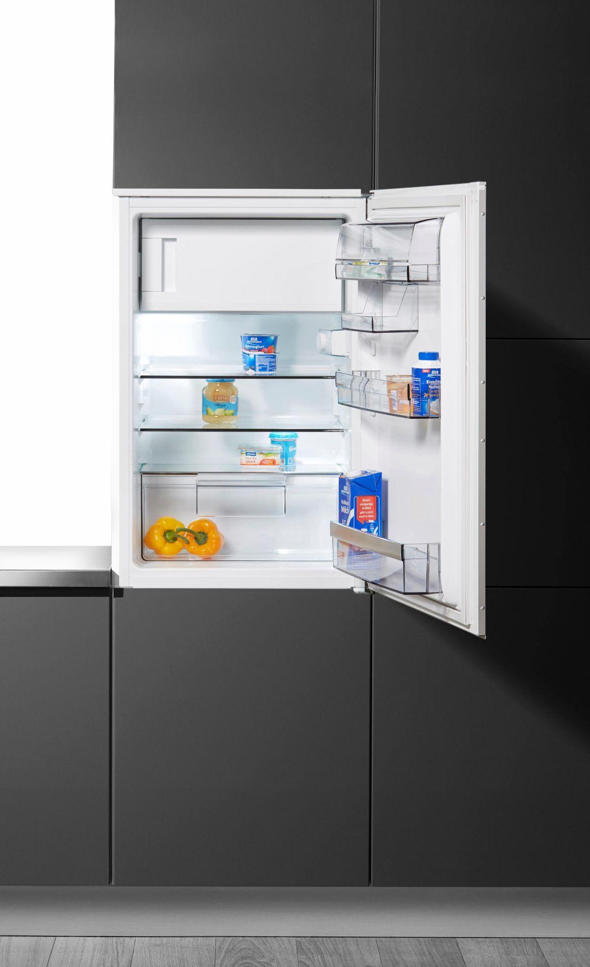 AEG Einbau-Kühlschrank SANTO SFB58821AE, Energi...