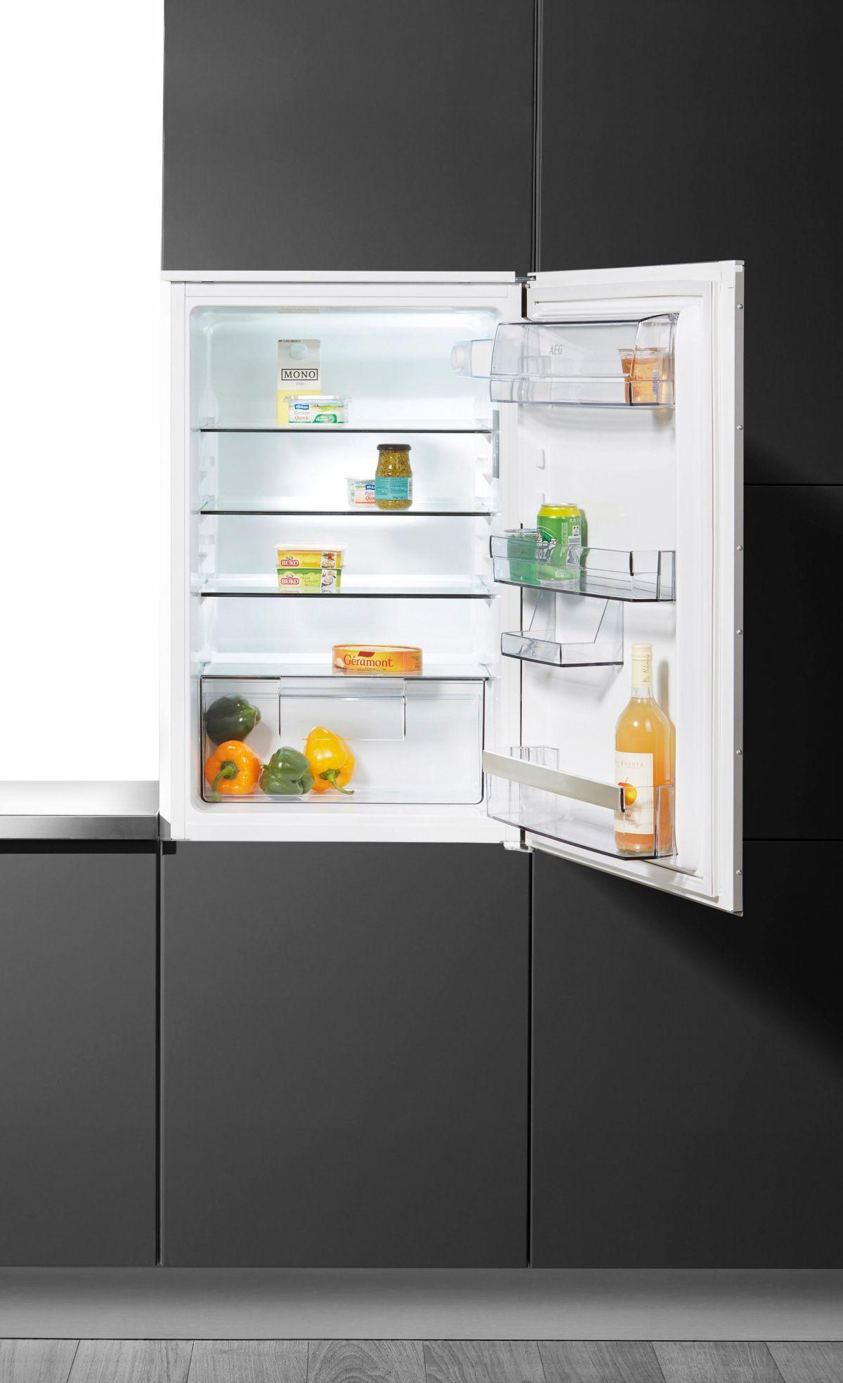 AEG Einbau-Kühlschrank SANTO SKB58821AE, Energi...