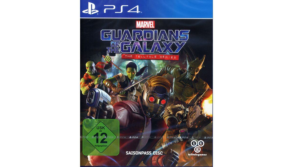 Warner Games Telltale´s Guardians of the Galaxy...