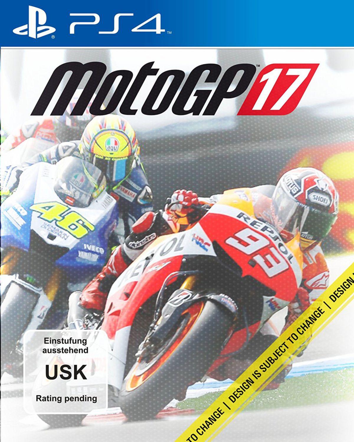 Bandai Namco MotoGP 17 »PS4«