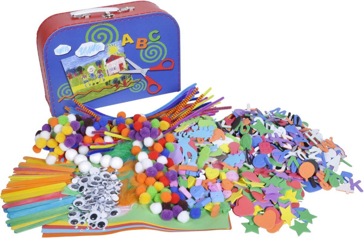 knorr toys Kreativset, »Bastelkoffer gro߫