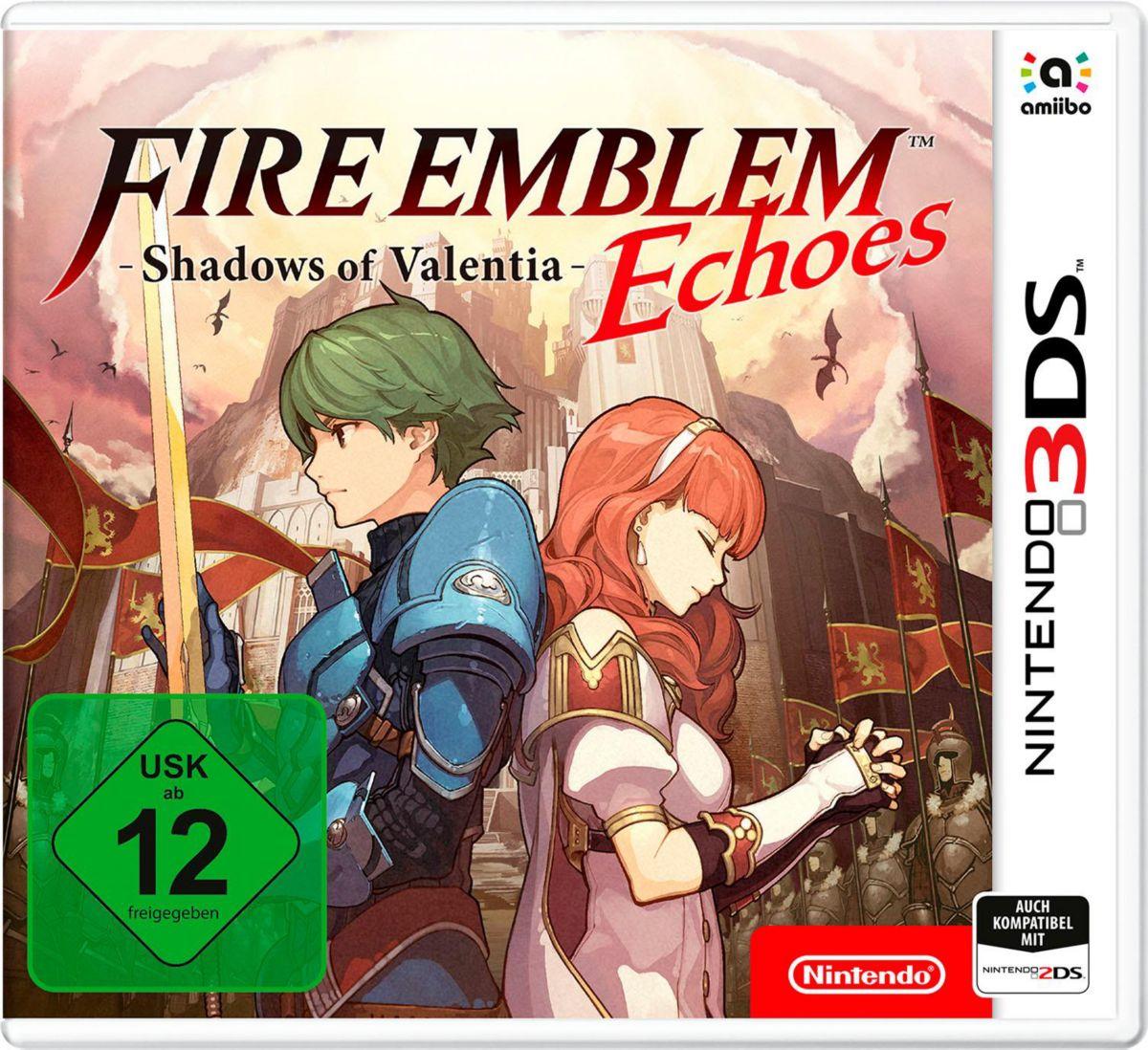 Fire Emblem Echoes: Shadows of Valentia Nintend...