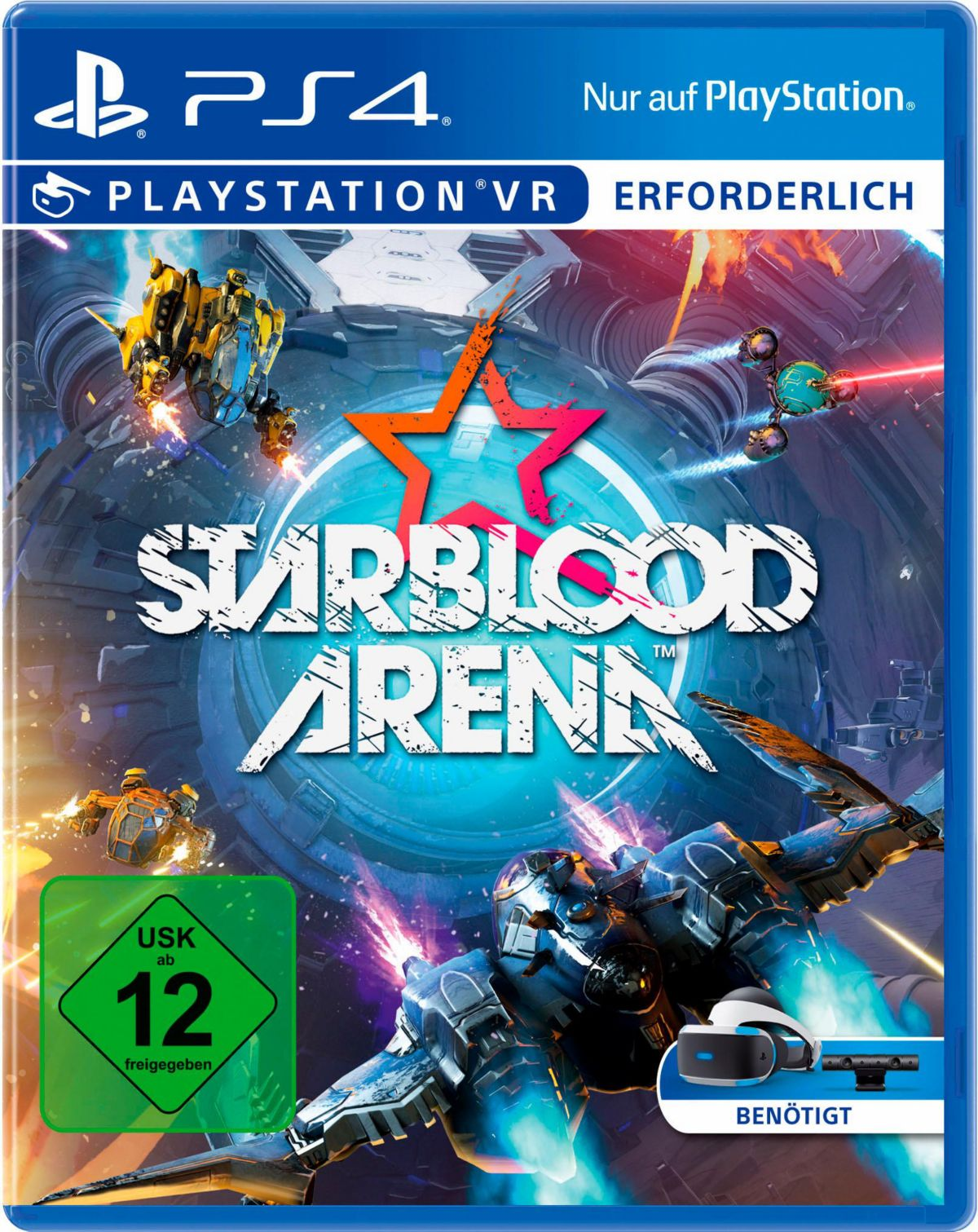 StarBlood Arena VR PlayStation 4