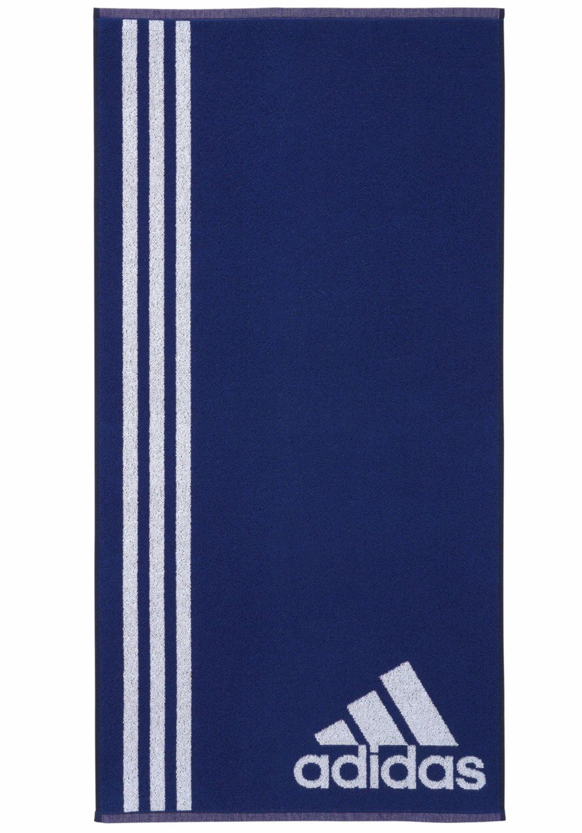 Handtuch adidas Performance mit drei großen Streifen
