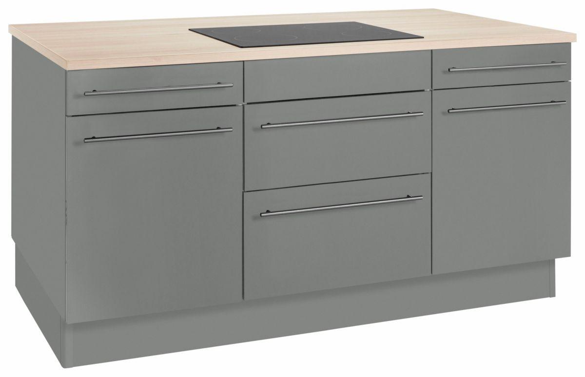 OPTIFIT Kochinsel ohne E-Geräte »Bern«, Stellmaße 160 x 95 cm