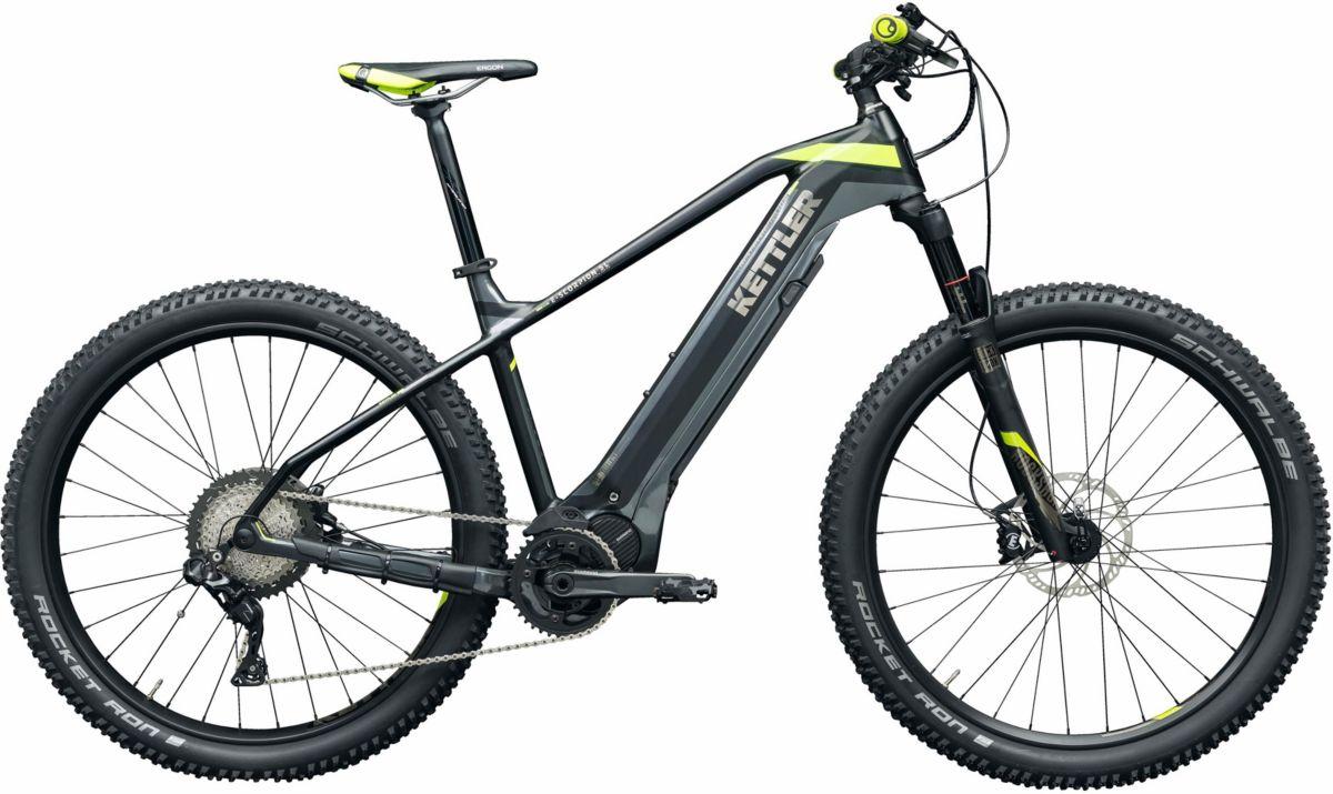 Kettler He Hardtail Mtb E Bike Mittelmotor 36v250w 27529 Zoll 11 Gg Shimano Xt Di 2 Freilauf