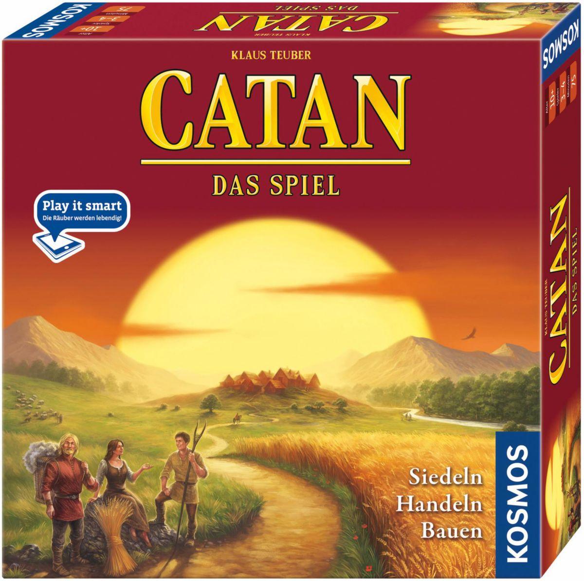 Kosmos Brettspiel, »Catan Das Spiel«