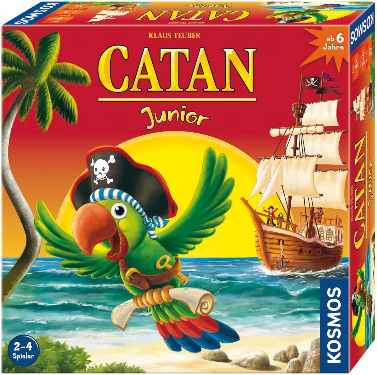 Kosmos Brettspiel, »Catan Junior«