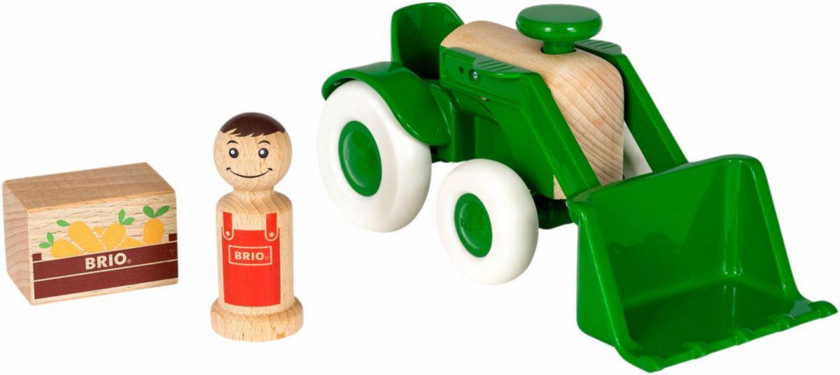 BRIO® Spielset, »Traktor mit Frontlader«