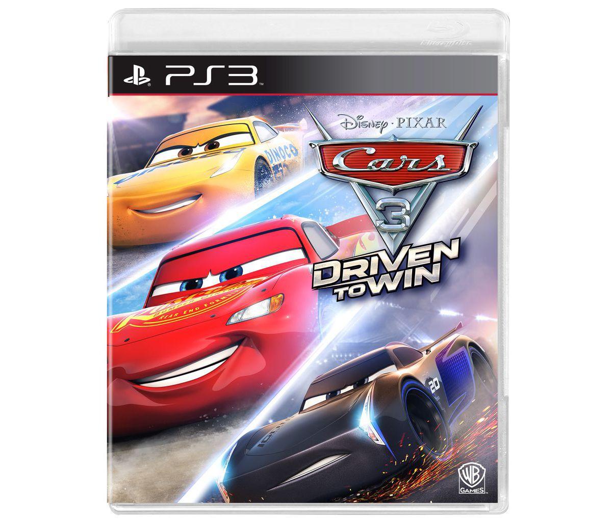 Warner Games Playstation 3 - Spiel »Cars 3 - Dr...
