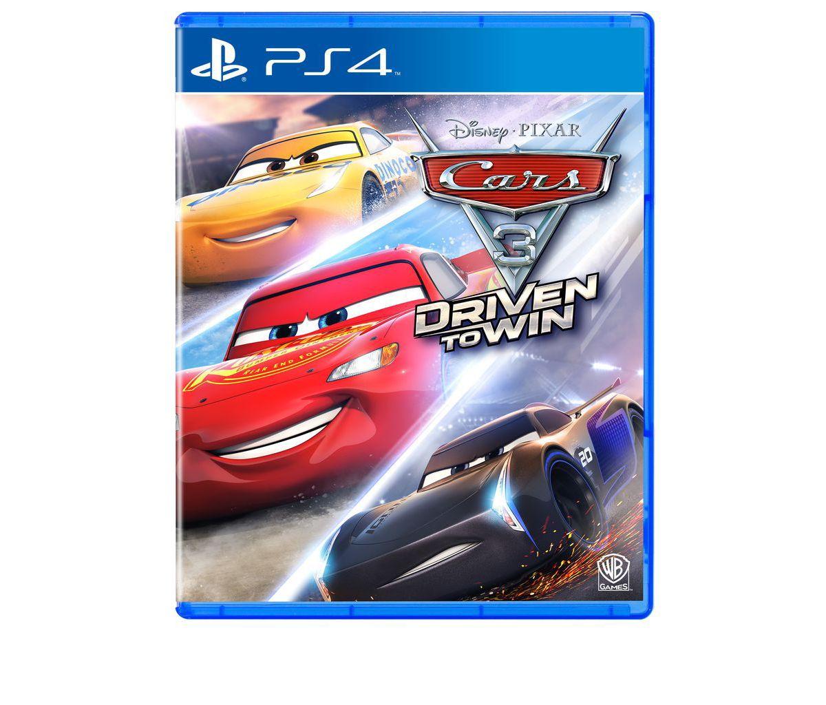 Warner Games Playstation 4 - Spiel »Cars 3 - Dr...