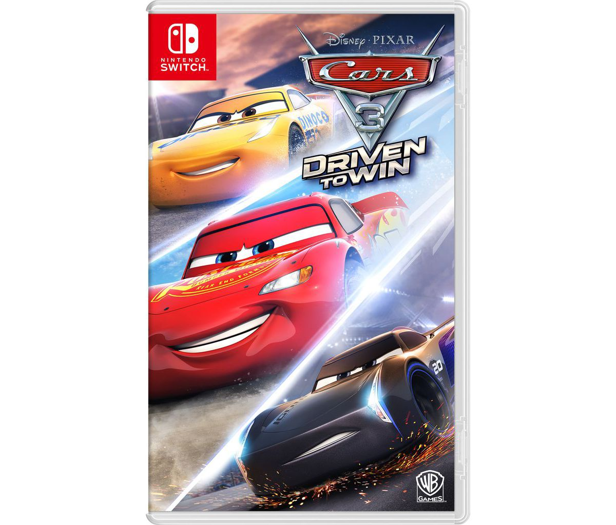 Warner Games Nintendo Switch - Spiel »Cars 3 - ...