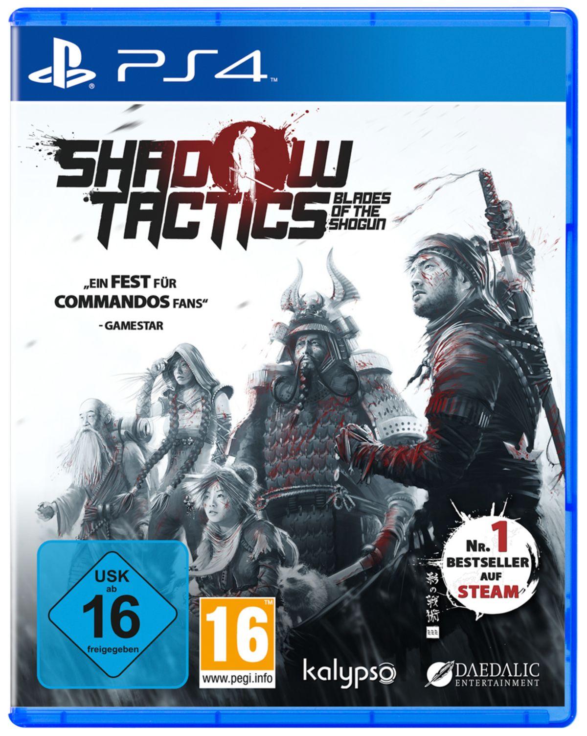 Kalypso Shadow Tactics: Blades of the Shogun »PS4«