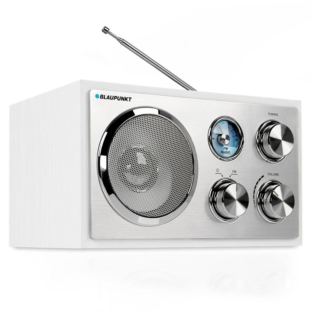 Blaupunkt Küchenradio, Badezimmer-Radio, Nostal...