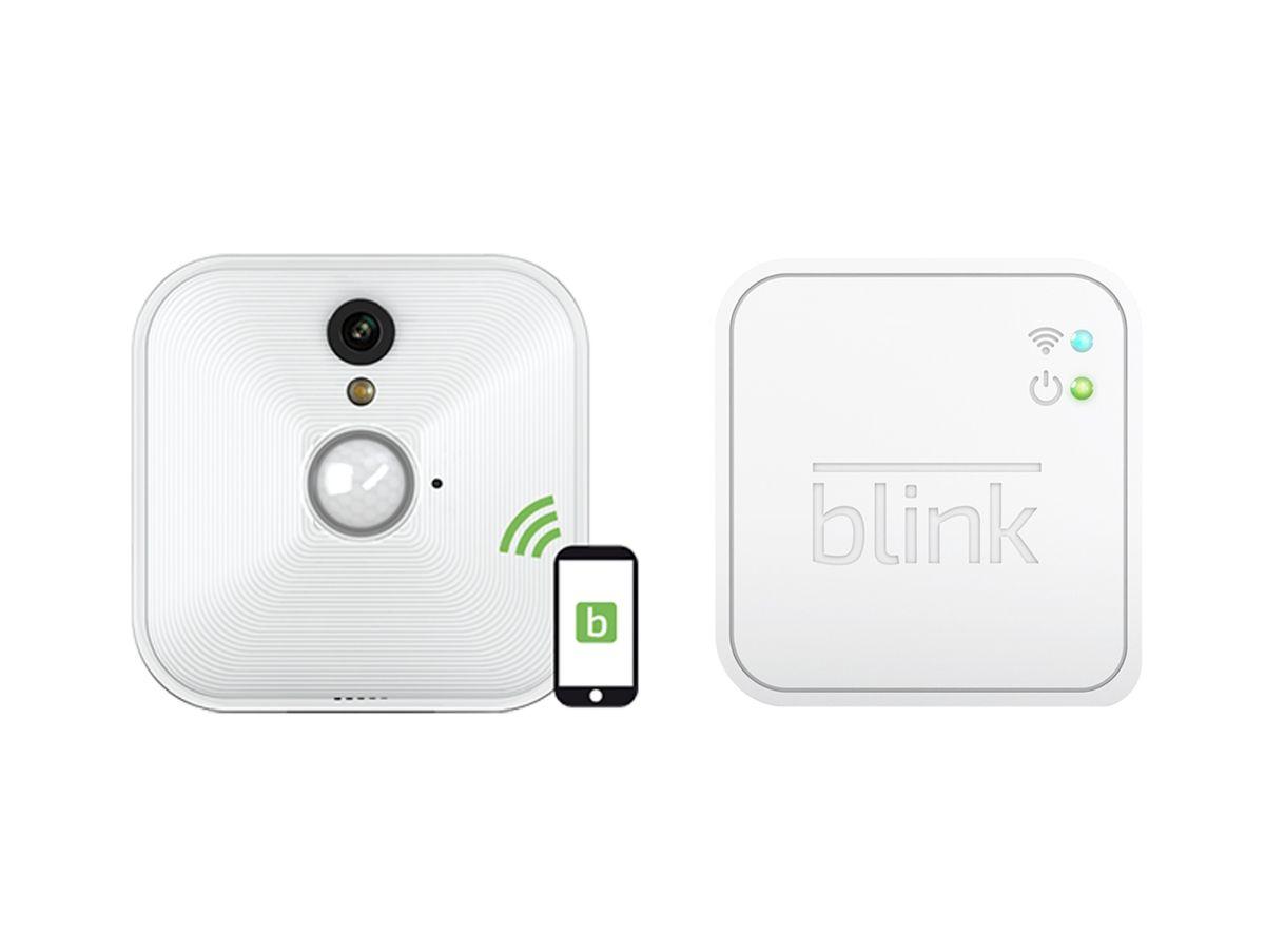 Blink Wireless Smart Home HD-Kamera-System - Sa...