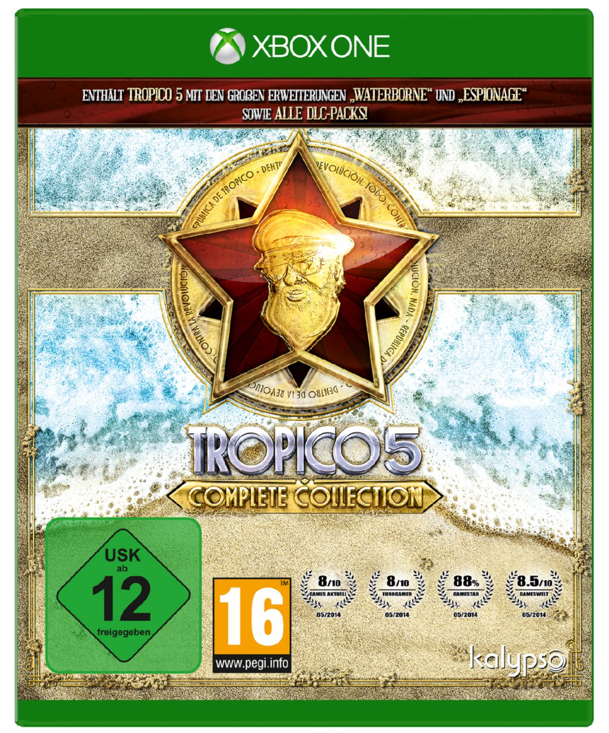 Kalypso Tropico 5 Complete Collection »XBox One«