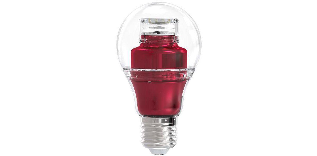 carus »Lookatme« LED-Leuchtmittel, E27, Warmweiß